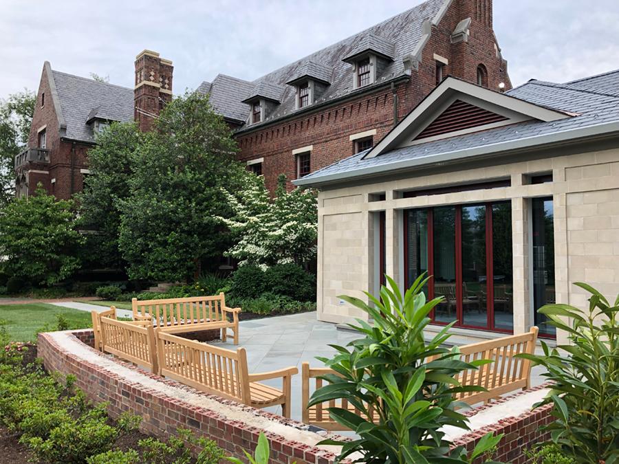 Garden Room Terrace