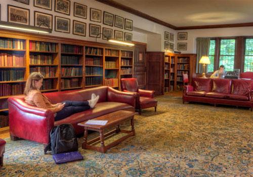 Ivy Club Library