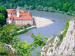 Europe River Cruise - Weltenburg Abbey
