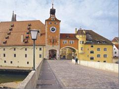 Europe River Cruise - Regensburg