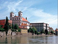 Europe River Cruise - Passau, Germany