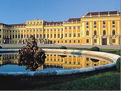 Europe River Cruise - Schönbrunn Palace, Vienna, Austria