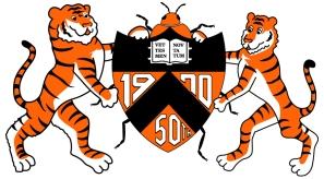 Princeton 1970 logo