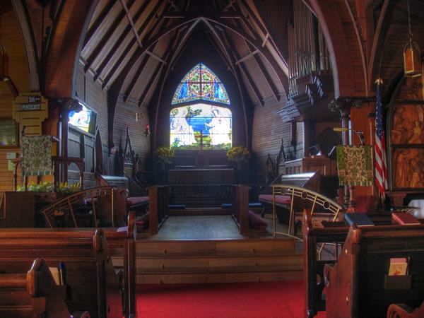 St. Mary's Altar